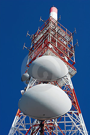 Tower of communication