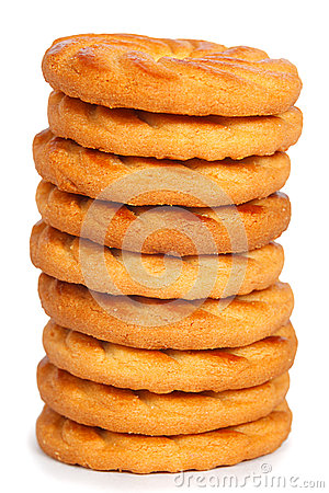 Tower of a cookies