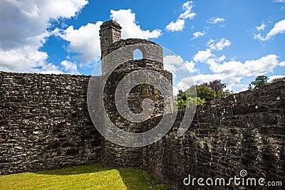 Tower Castle Boyle Abbey