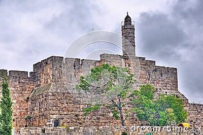 Tower of David, Jerusalem Israel