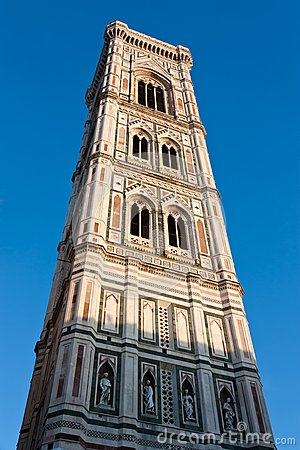 Tower of Duomo in Florence