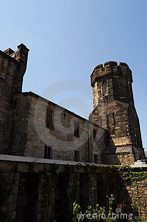 The Tower at Eastern State Penitentiary