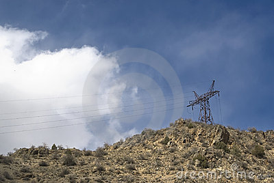 Tower of electric line