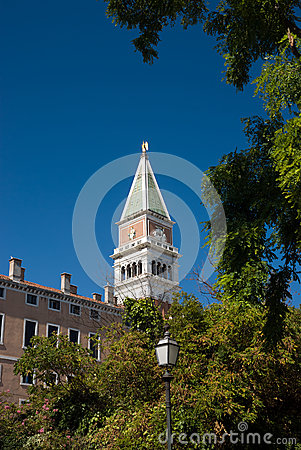 Tower, Italy Venice
