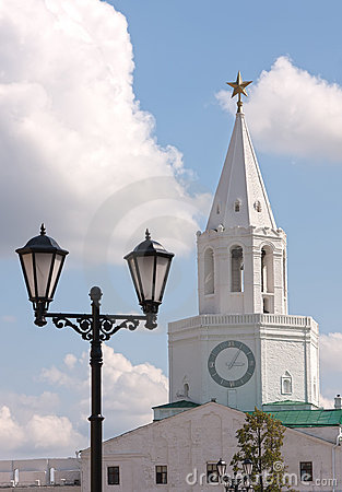 Tower of the Kazan Kremlin