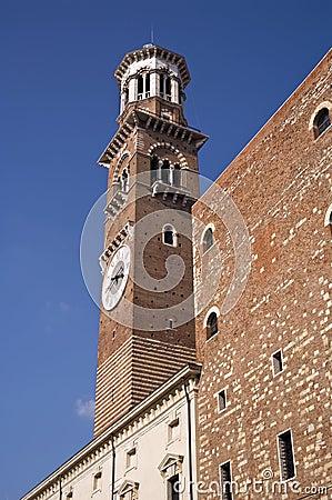 Tower Lamberti Verona