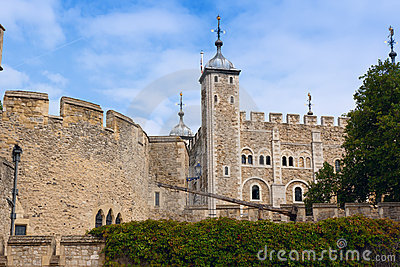 Tower of London. England
