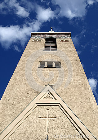 Tower of the Lutheran church