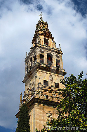 Tower of the mezquita