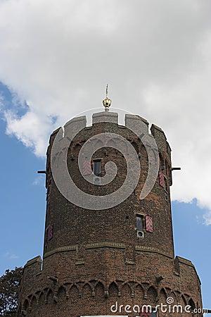 Tower in Nijmegen