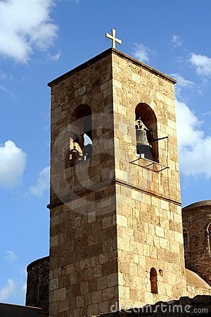 Free Tower Of St Barnabas Monastery Stock Photos - 5769643