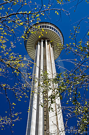Free Tower Of The Americas San Antonio Texas Stock Images - 4452394