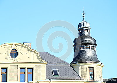 Tower in Opava