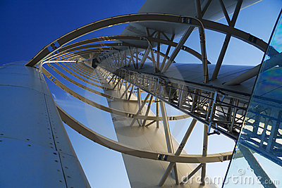 Tower perspective