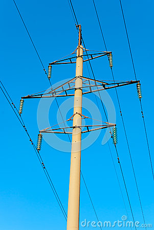 Tower of power transmission line
