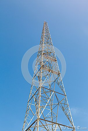 Tower and radio antenna