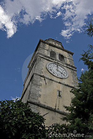 Tower of Saint Jelena church