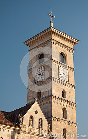 Tower of Saint Michael Cathedral, Alba Iulia
