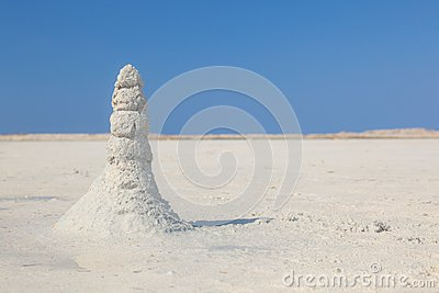 Tower of sand 1
