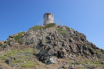 Tower on Sanguinary Islands