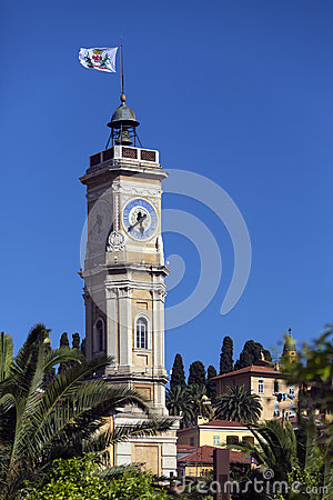 Tower of St. Francois - Nice - French Riviera