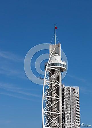 Tower Vasco da Gama