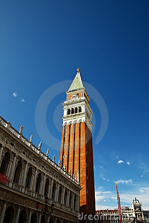 Tower in Venice, Italy