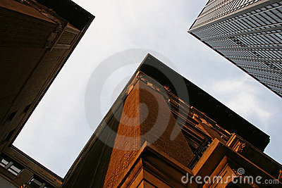 Towering Buildings