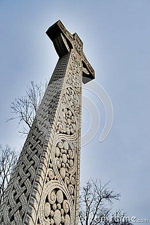 Towering Cross