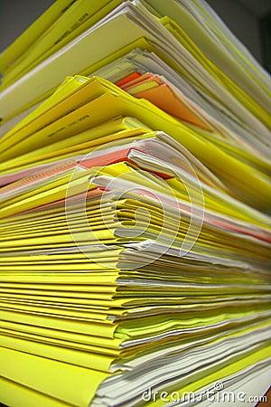 Towering files