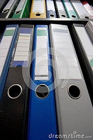 Towering folders