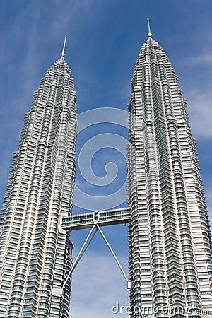 Towers of Kuala Lumpur