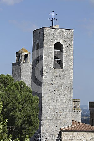 Towers, San Gimignano