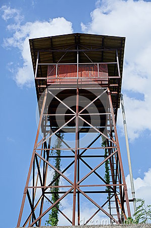 Towers water tanks