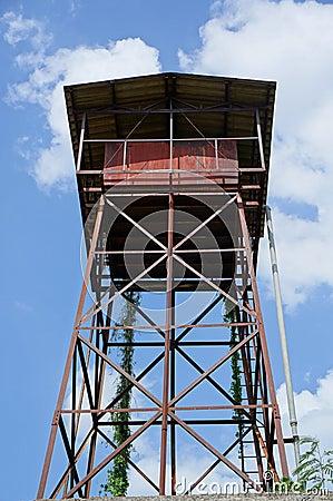 Towers water tanks