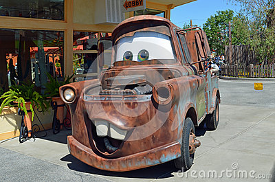 TowMater Editorial Photo