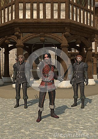 Town Guards