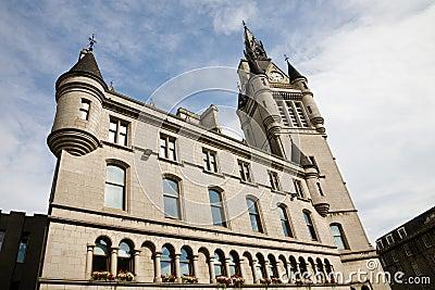 Town Hall, Aberdeen