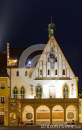 Town hall of Amberg