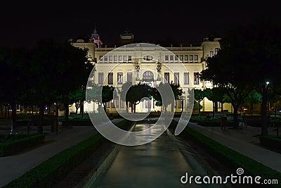 Town Hall of Malaga