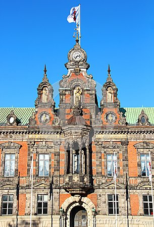 Town Hall, Malmo, Sweden