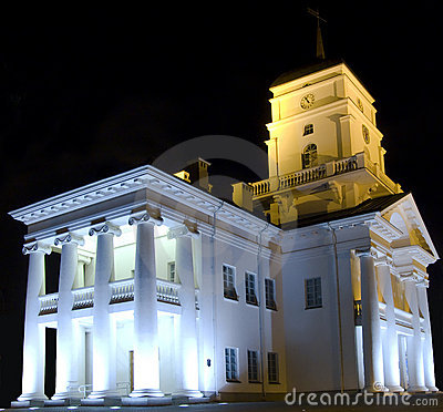 Town Hall of Minsk