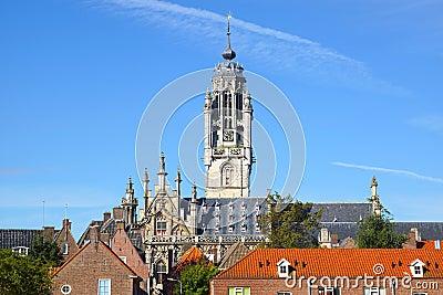 Town Hall Stadhuis, Middelburg