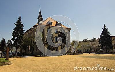 Town Hall in Swarzedz