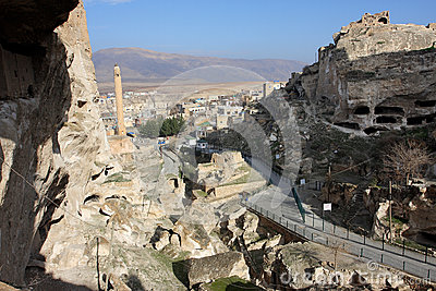 Town Hasankeyfin kurdish region