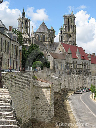 Town of Laon