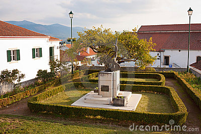 Town Monument Garden