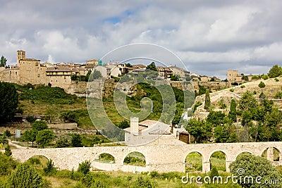 Town of Pedraza de la Sierra
