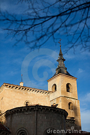 Town of Segovia Spain