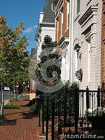 Town Street, Alexandria